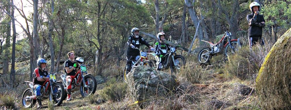 Tasmanian Moto Trials Club